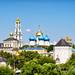 Monastère Laure de la Trinité-St-Serge, Sergulev Possad
