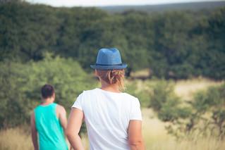 Sombrero Azul