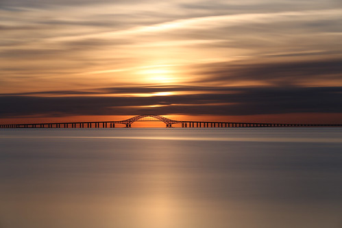 goldenhour greatsouthbay longisland newyork longexposure neutraldensity dawn sunrise morning rpg90901 filter robertmosescauseway water sky clouds bridge canon 6d canonef70200mmf28lisiiusm canon70200f28lll bergenpoint westbabylon 2016 september 0642 summer lee superstopper nd15 vle cloudsstormssunsetssunrises