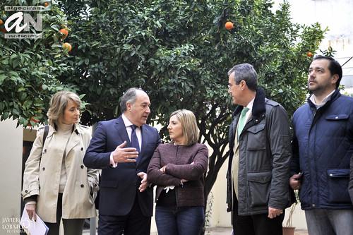 Visita presidenta diputación cadiz Irene Garcia a Algeciras (1)