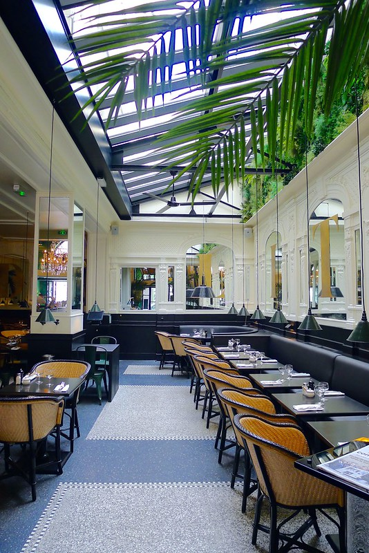 Restaurant La Fidélité - Paris