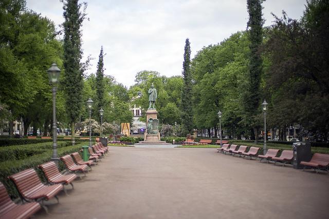 Parque de Helsinki