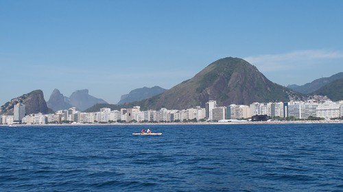 Rio by Boat