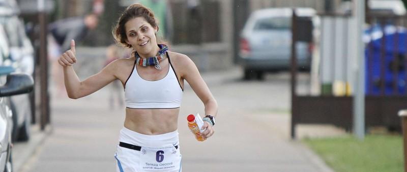 Moravský ultramaraton – 4. etapa Tišnovská
