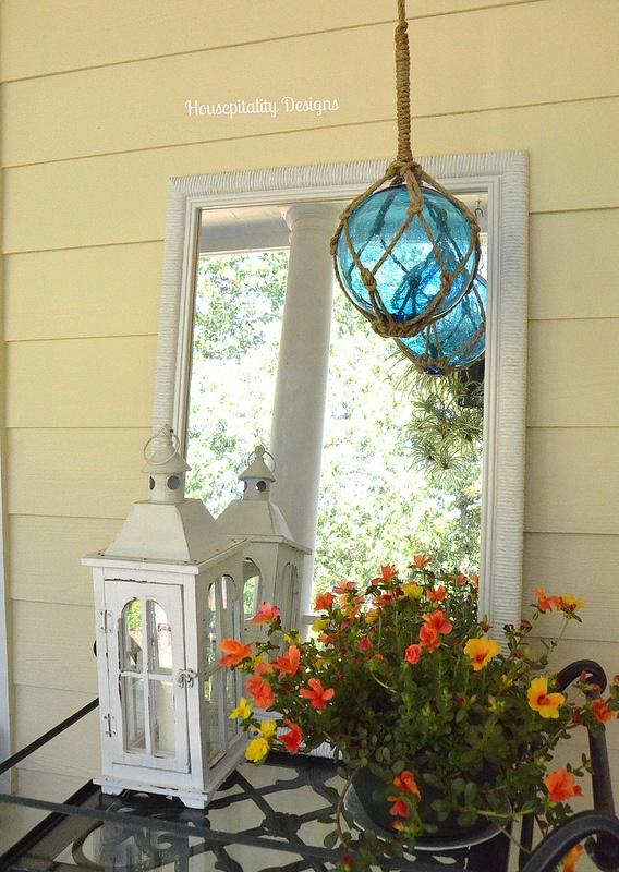 Tea Cart/Upper Porch-Housepitality Designs