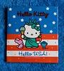 Hello Kitty, Hello U.S.A. hardback book