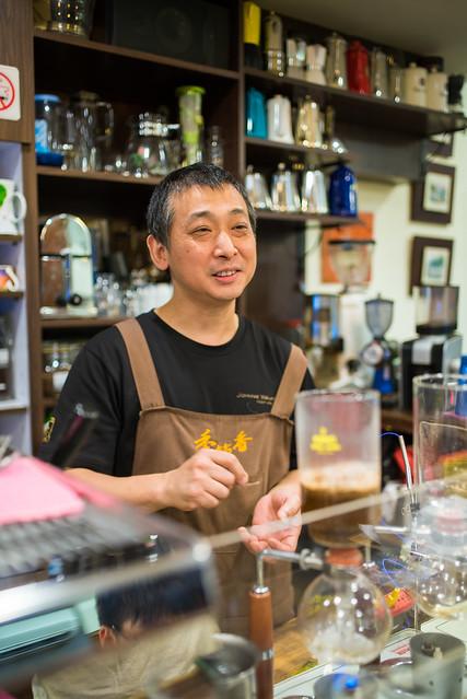 新北 永和–樸實無華卻顯真實偉大–季節香茶葉與咖啡烘焙屋
