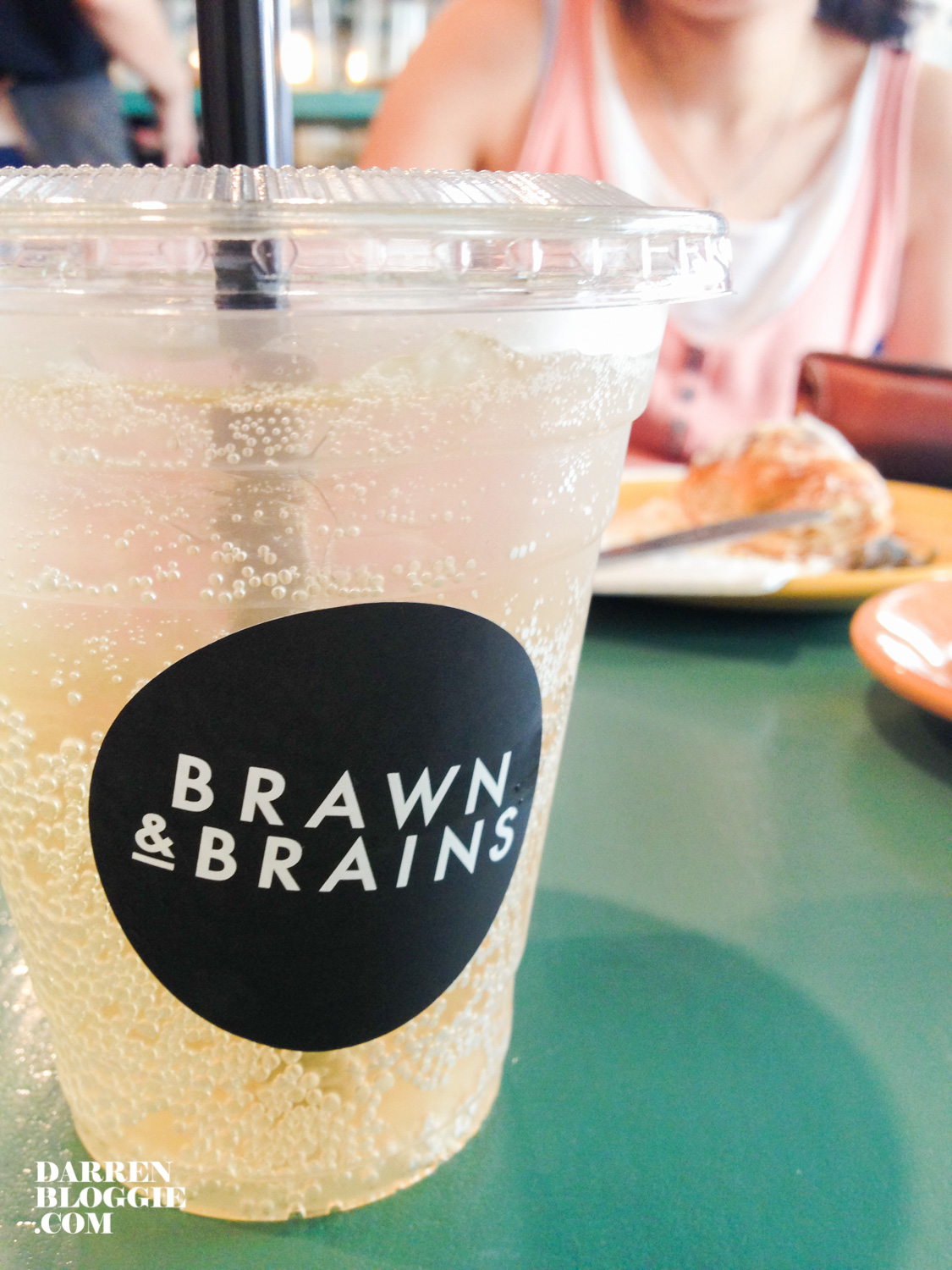Brawn & Brains drinkcopy
