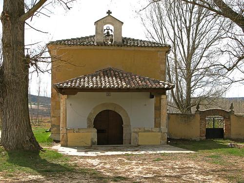 Santuario mariano * Nuestra Señora del Prado ( Valderrebollo - Guadalajara )