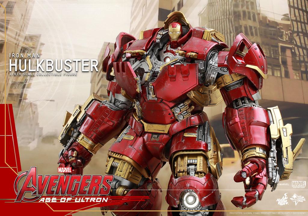【官圖更新】Hot Toys – MMS285 – 復仇者聯盟2:奧創紀元【浩克毀滅者】1/6 比例 Hulkbuster