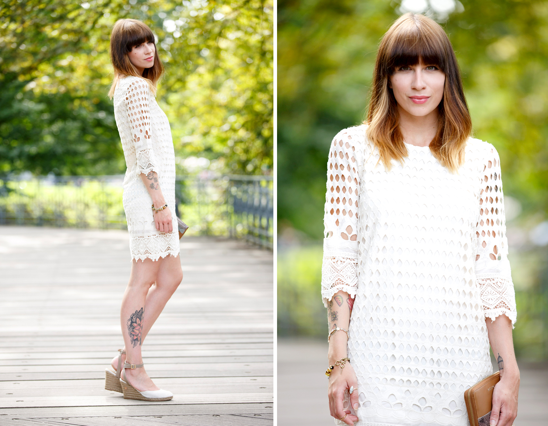 dress-for-less outfit styling white sommerkleid summer look crochet wrangler hilfiger fashion blog germany düsseldorf ricarda schernus cats & dogs 5
