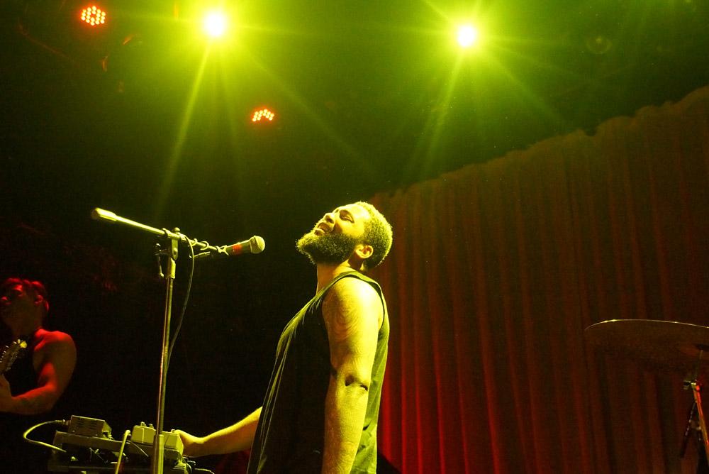 The Bowery Ballroom, NYC 29/07/15