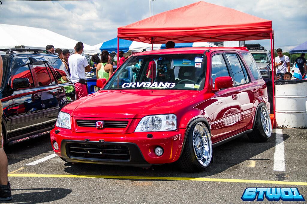 RED CRV