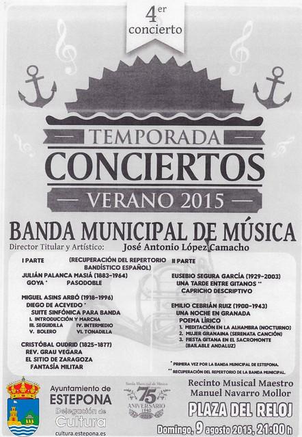 cuarto concierto