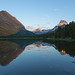 A Mirror in Glacier National Park by Ken Krach Photography