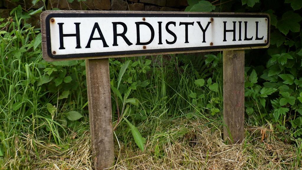 Hardisty Hill