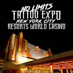 No Limits Tattoo Expo | Resorts World Casino