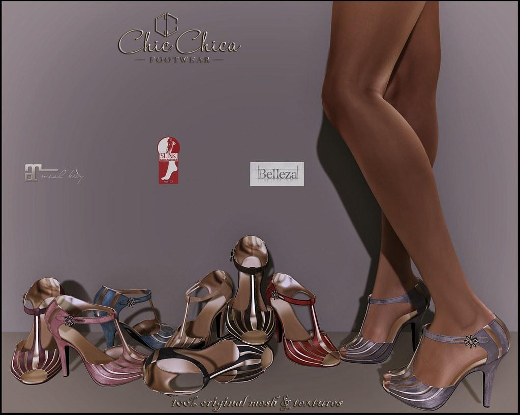 Senira Flappers by ChicChica @ Shiny Shabby soon - SecondLifeHub.com
