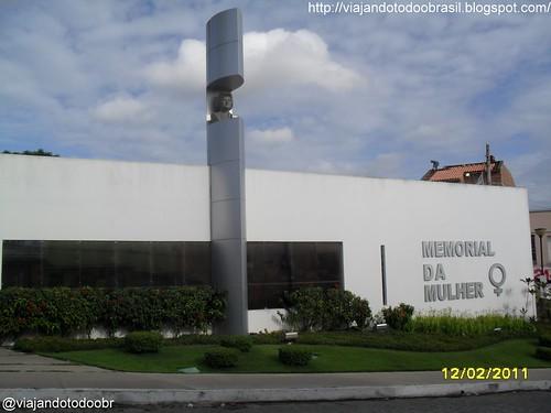 Arapiraca - Memorial da Mulher Ceci Cunha
