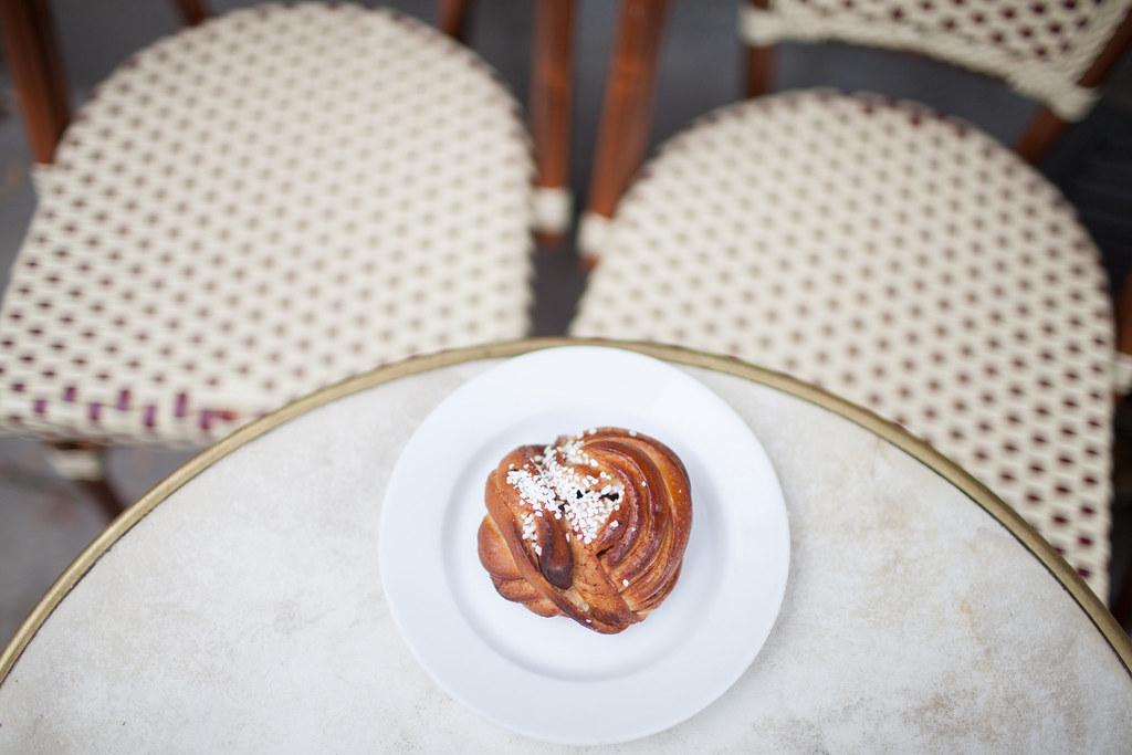 Cinnamon bun, Stockholm