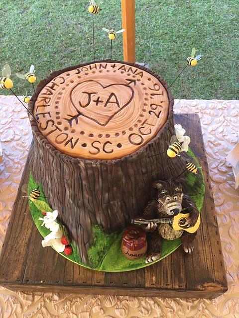 Cake by Custom Cakes