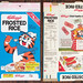 Vintage 1980 Kellogg's Frosted Rice Cereal Box by gregg_koenig