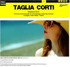 Premio Tagliacorti