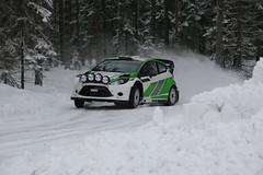 2017 Finland Lapland Test Janne Tuonhino