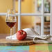 Libeco Home Linen Napkin, Schott Zwiesel Enoteca cognac glass