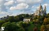 Les jardins du Sacré-Coeur by A.G. Photographe