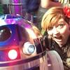 nerd selfie #2: Artoo-Detoo, it is you! It is you! #omgEMP