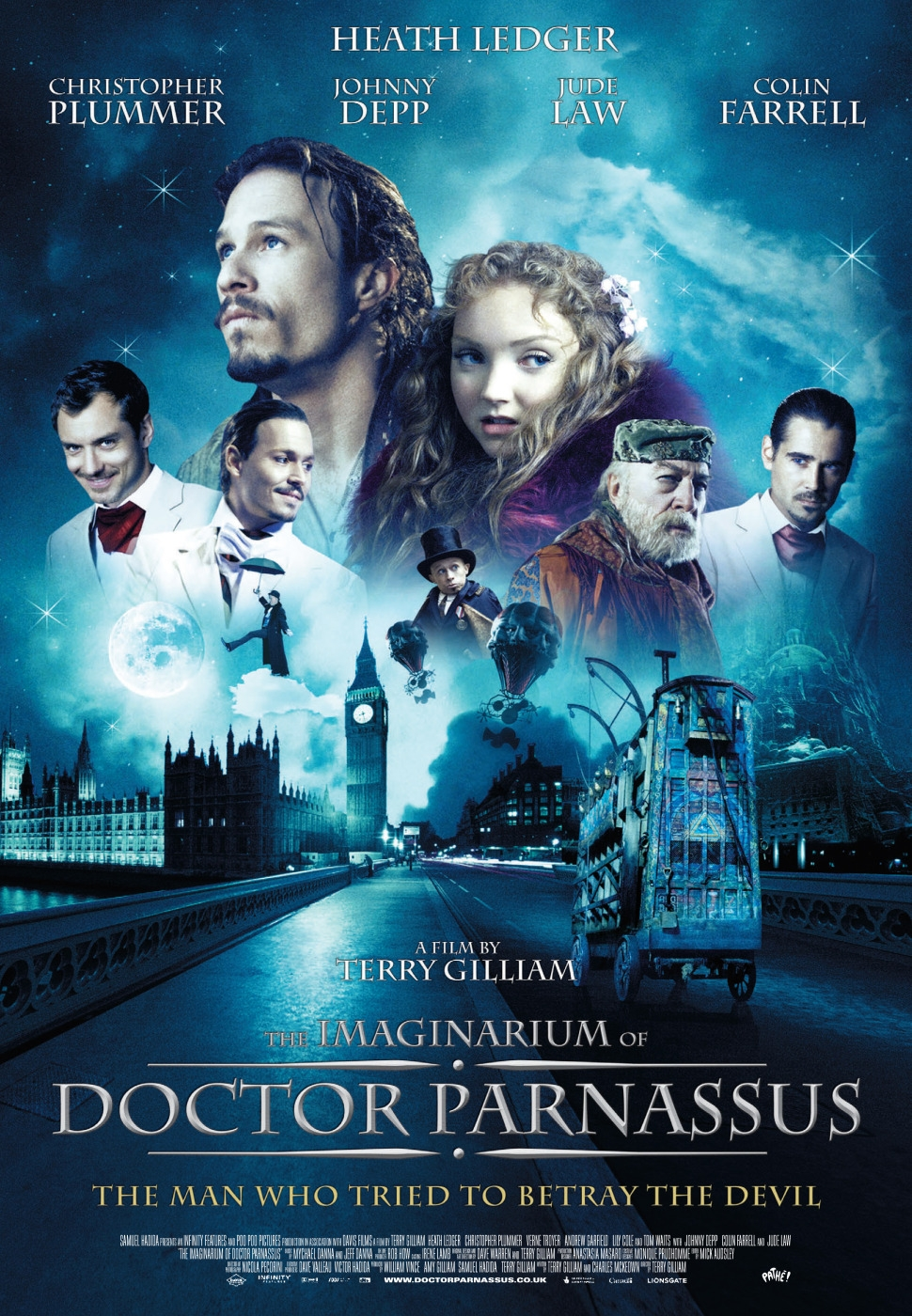 Đánh Cược Với Quỷ - The Imaginarium Of Doctor Parnassus (2010)