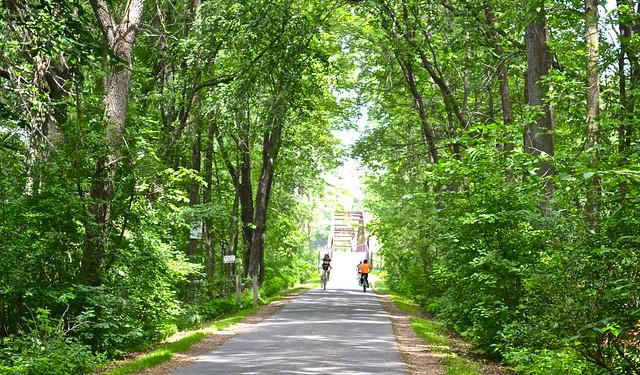 bike path, burlington vermont