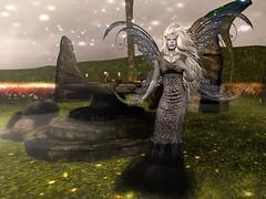 Winter Queen Wakes