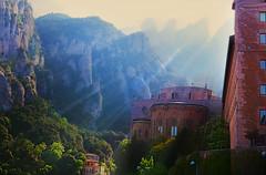 Monastery of Montserrat, Catalonia, Spain