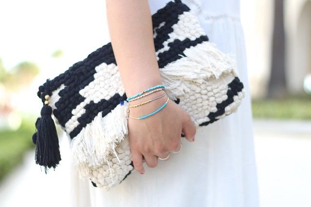 simplyxclassic, lulu's, white dress, little white dress, mango clutch, fashion blogger, mommy blogger, style blog