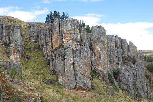 Bosque de piedras Cumbemayo