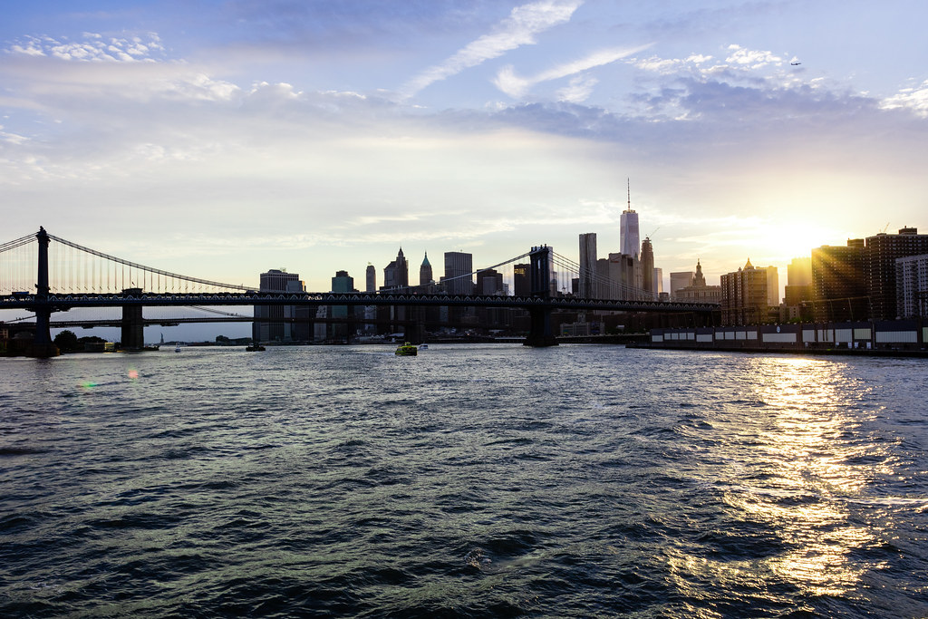 Manhattan-Hudson River Scenes (EOS M3+Sigma 18-35)