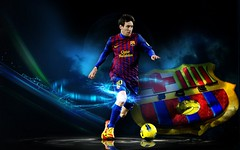 Cristiano Ronaldo And Lionel Messi Wallpapers Collection!
