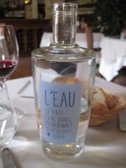 Dinner at Le Cheval Rouge, Sainte-Ménehould