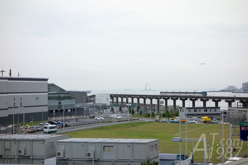Tokyo Monorail Haneda Airport International Terminal Station
