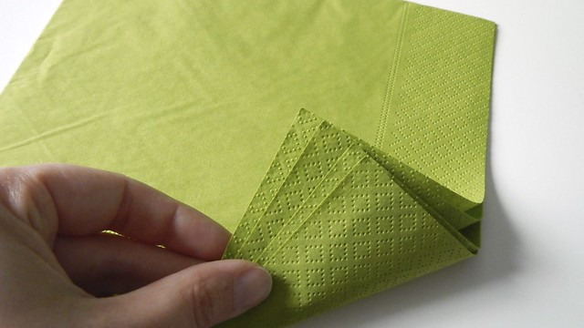 Folded Napkins 4
