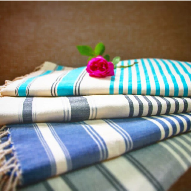 Traditional spa Fouta