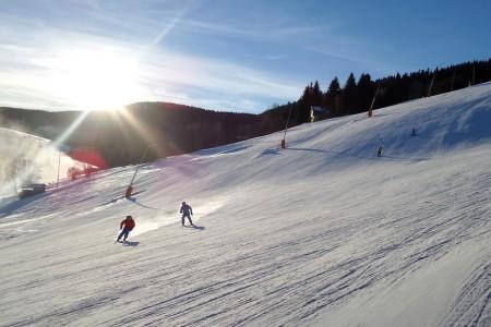 SNOW tour 2016/17: Harrachov – silvestrovská lyžovačka