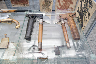 Short battle axes