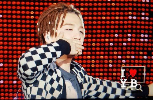 BIGBANG Hajimari No Sayonara Osaka Event 1 2016-12-28 (5)