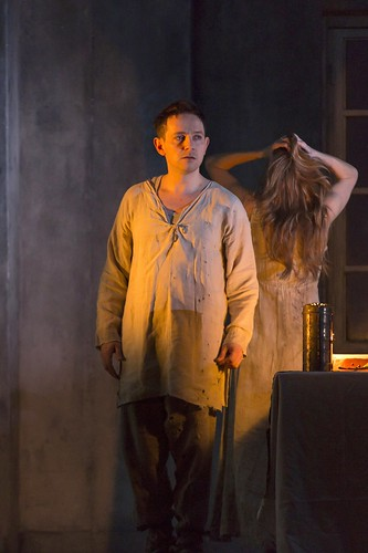 Iestyn Davies in action.
