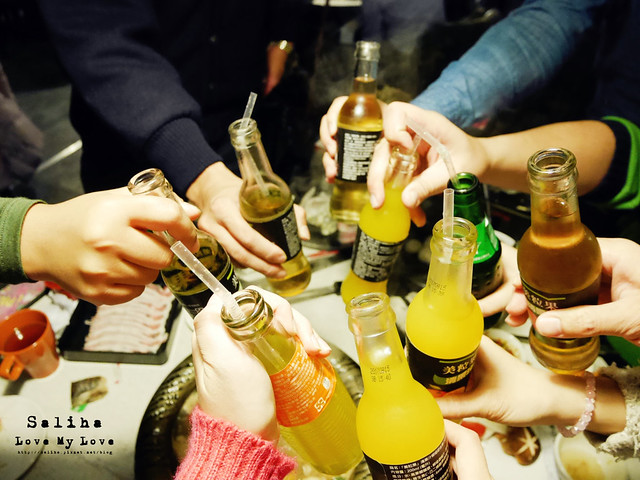 台北南京三民站餐廳推薦可利亞石頭火鍋吃到飽 (28)