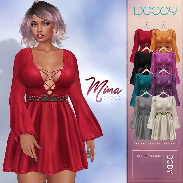 Decoy Mina Dress