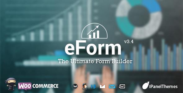 eForm v3.5.0 - WordPress Form Builder